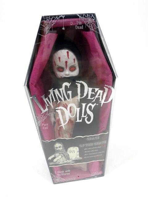 LIVING DEAD DOLLS シリーズ8 Grace(グレイス)