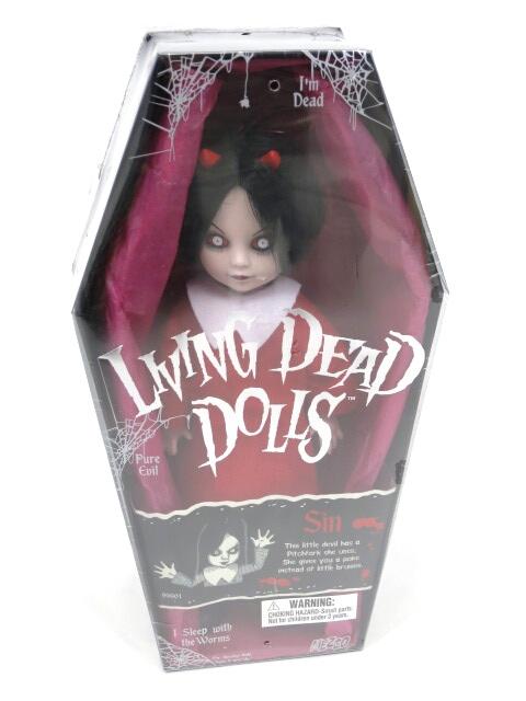 LIVING DEAD DOLLS シリーズ1 Sin(シン)