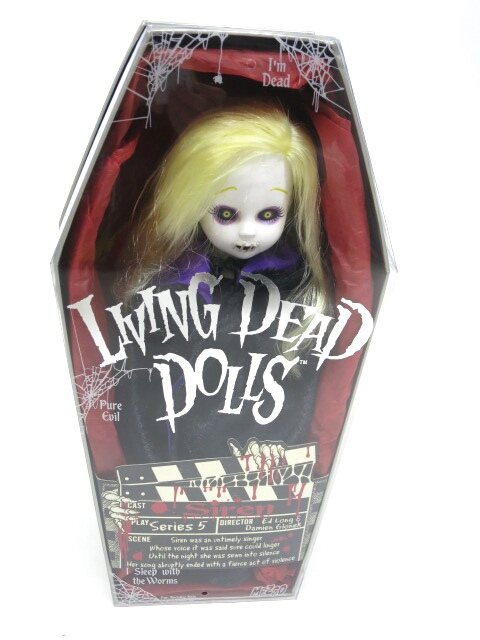 LIVING DEAD DOLLS シリーズ5 Siren(セイレーン)