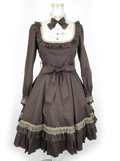 Victorian maiden クラシカルドールドレス