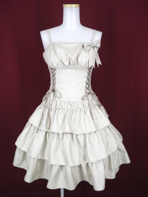 Victorian maiden ローウェストドレス