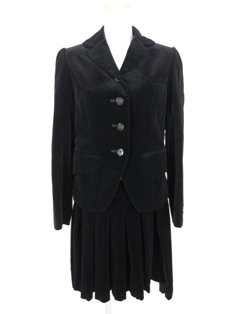 Jane Marple 別珍ジャケット&スカート