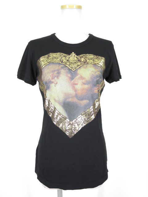 ANGLOMANIA HERACULES KISS Tシャツ