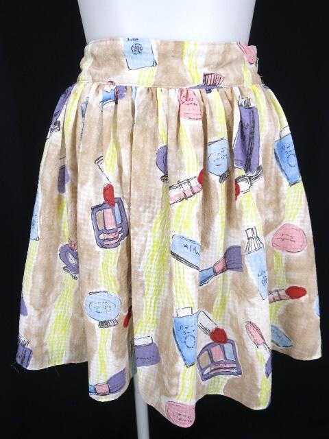 MILK ヌーボーガールスカート