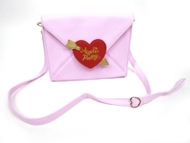 Angelic Pretty L・O・V・E Heartレターバッグ