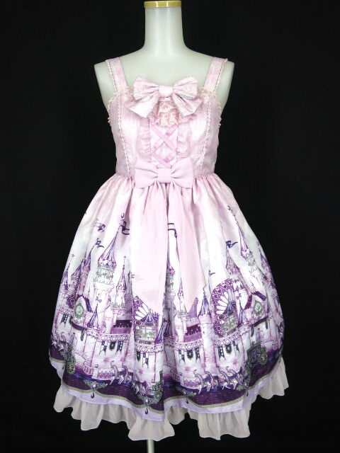 Angelic Pretty Castle Mirage ジャンパースカート