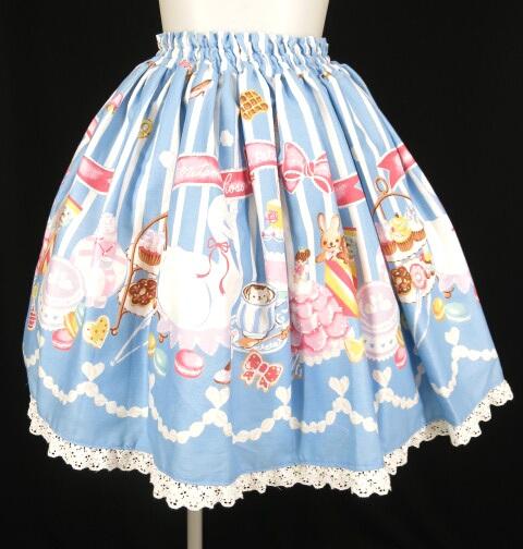 Metamorphose Patissiere Dreamミニスカート