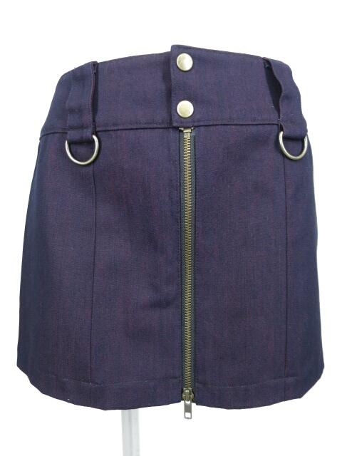 Na+H バックベルト付きタイトスカート