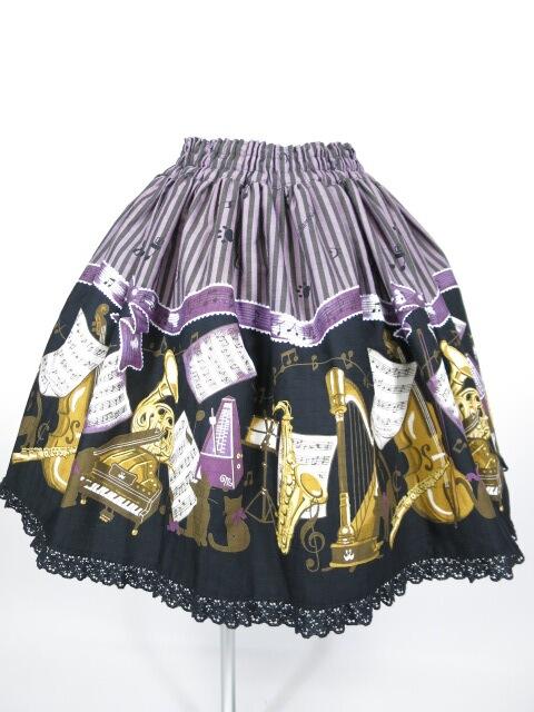 Metamorphose Brass band cat ミニスカート&ヘッドドレス
