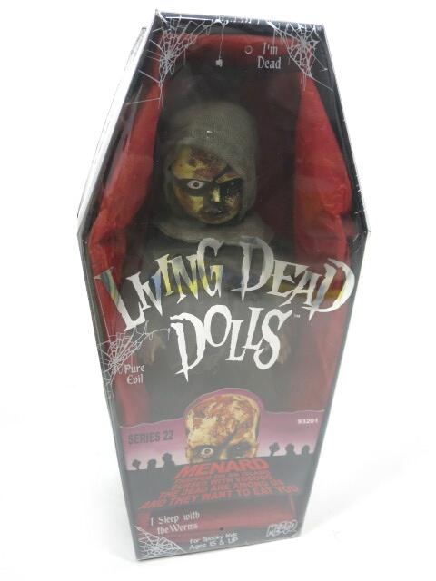 LIVING DEAD DOLLS シリーズ22 Menard(メナード)