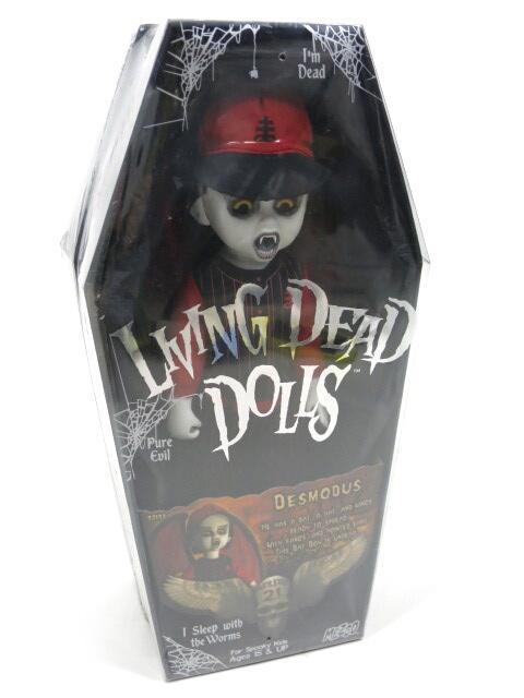 LIVING DEAD DOLLS シリーズ21 Desmodus(デスモダス)