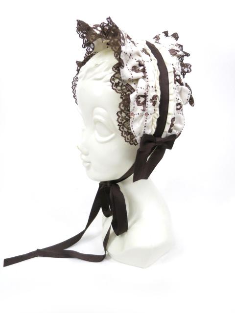 Metamorphose スワンレースヘッドドレス