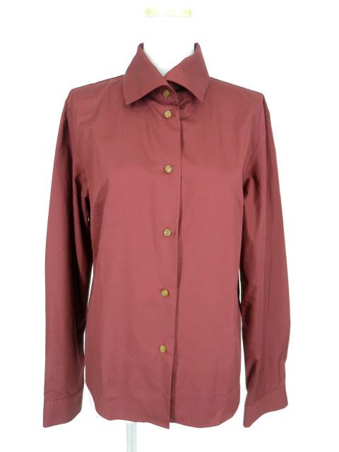 Vivienne Westwood RED LABEL オーブ刺繍入りブラウス