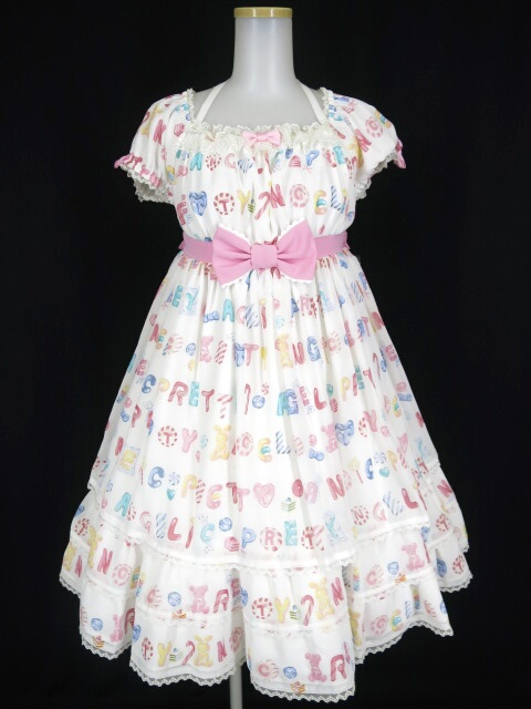 Angelic Pretty Toy Dropsワンピース