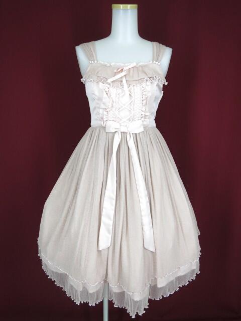 Angelic Pretty プティエトワールジャンパースカート