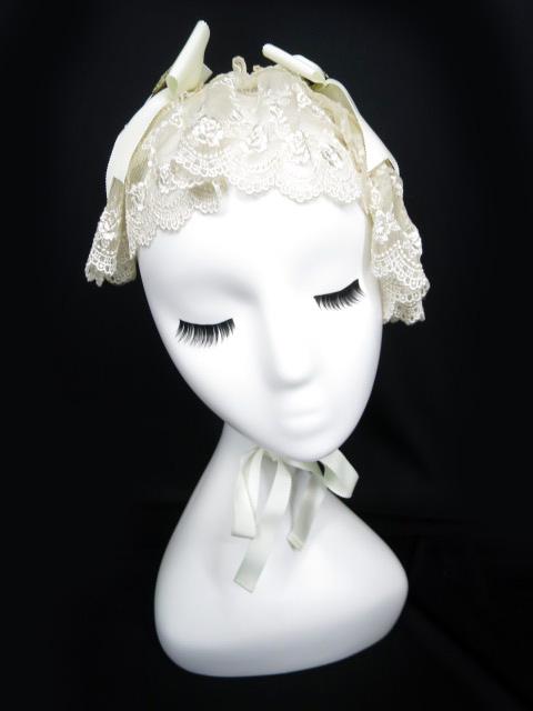 Innocent World カメオ付きヘッドドレス