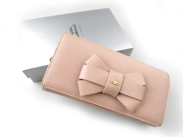 Vivienne Westwood BOW CIPRIA 長財布