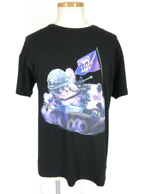 MILK BOY CAT TANK Tシャツ