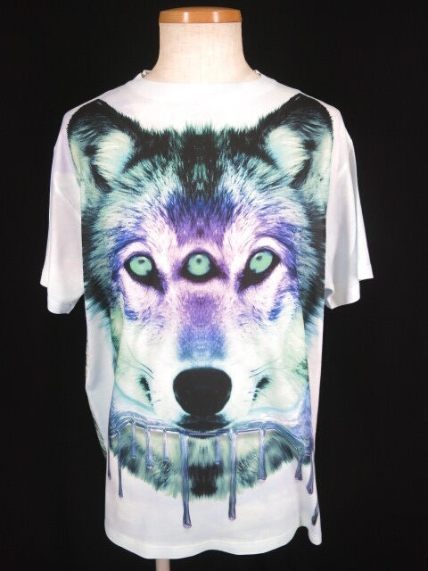 MILK BOY THREE EYED WOLF Tシャツ