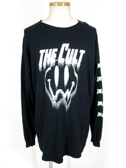 MILK BOY THE CULT 長袖Tシャツ