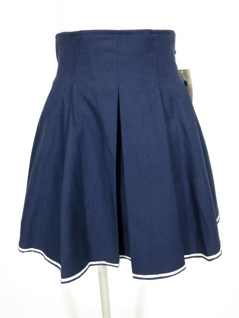 Secret Honey リボンプリーツスカート
