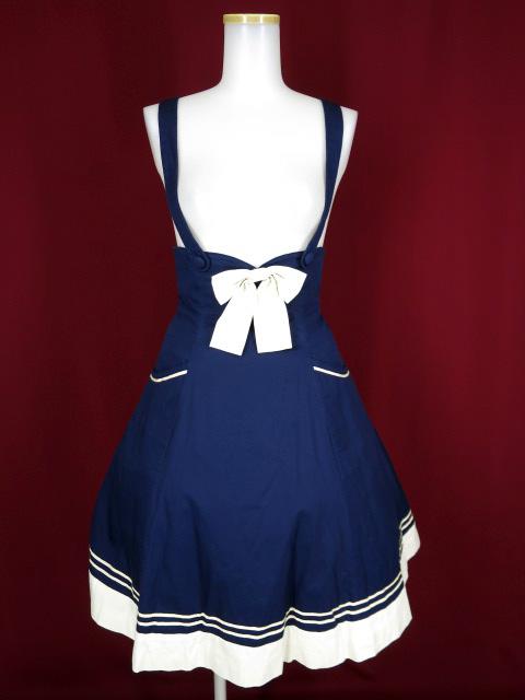 Victorian maiden クラシックマリンスカート