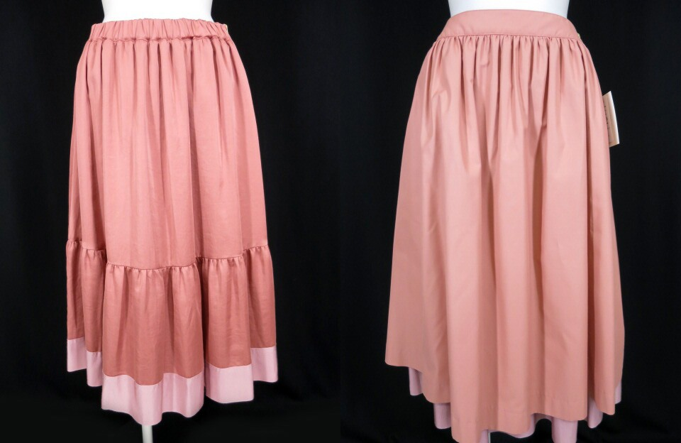 Jane Marple Dans Le Salon リバーシブルスカート
