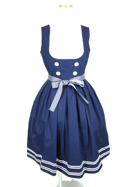 Victorian maiden セーラーラインジャンパースカート
