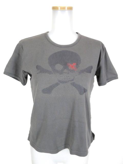 Vivienne Westwood RED LABEL スカルプリントTシャツ