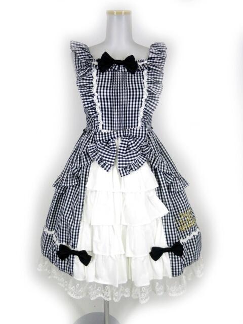 BABY, THE STARS SHINE BRIGHT Charlineジャンパースカート
