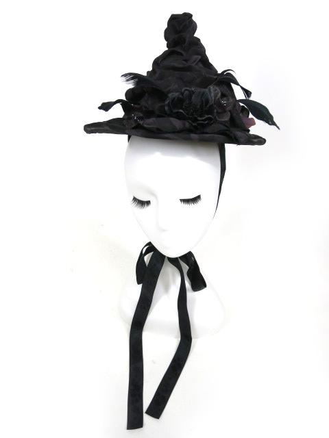 corgi-corgi 魔女帽