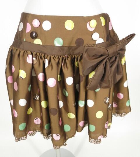 Angelic Pretty ポルカドットチョコレートスカート
