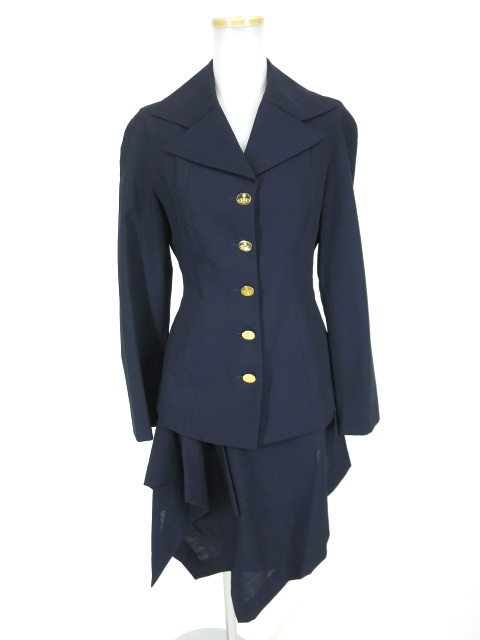 Vivienne Westwood RED LABEL スカートスーツ セットアップ