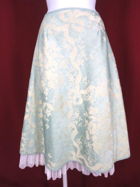 SERAPHIM ジャガードスカート