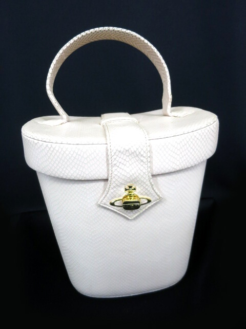 Vivienne Westwood バニティハンドバッグ