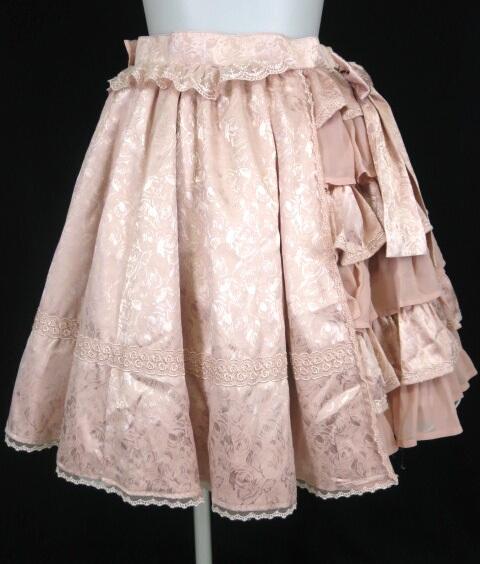 Angelic Pretty ローズドレスアップスカート