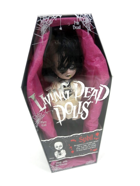 LIVING DEAD DOLLS シリーズ4 Sybil(シビル)