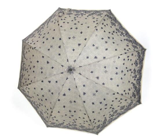 Jean Paul GAULTIER トランプ柄傘