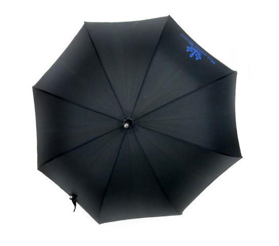 Moi-meme-Moitie 燭台ロゴ 傘