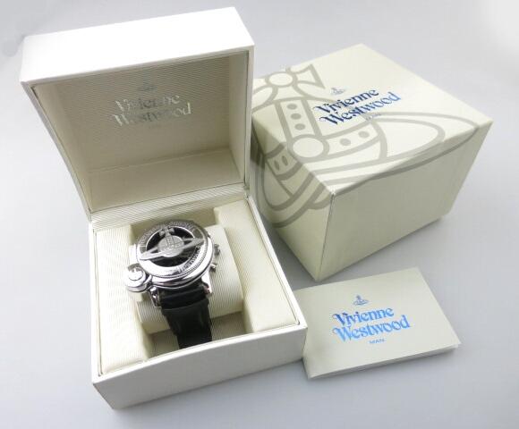 Vivienne Westwood MAN CAGE Mウォッチ腕時計 VW-2063