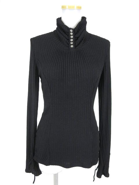 Rozen Kavalier ハイネックリブニットセーター