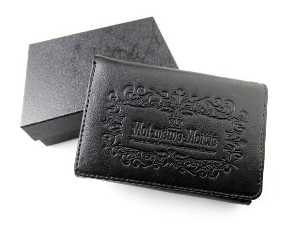 Moi-meme-Moitie MmM二つ折り財布