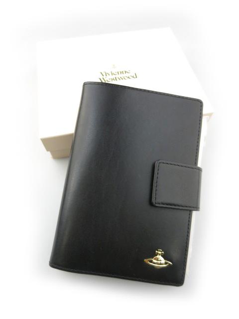 Vivienne Westwood レザーシステム手帳