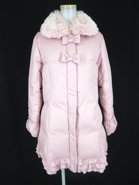 Shirley Temple 中綿入りコート