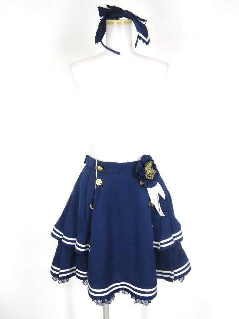 Angelic Pretty Astro Academyスカート&カチューシャ