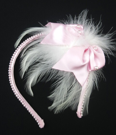 Angelic Pretty エトワール羽根カチューシャ