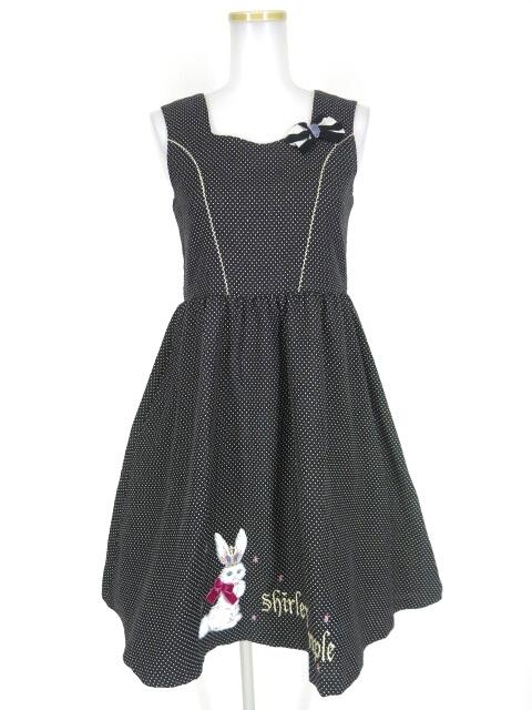 Shirley Temple プリンセスラビットジャンパースカート