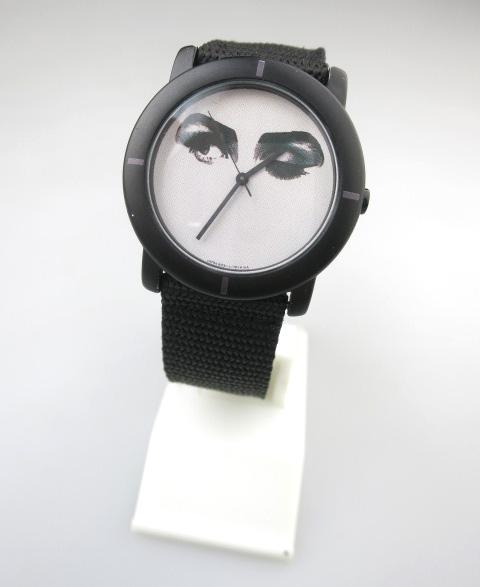 Jean Paul GAULTIER フェイス柄腕時計