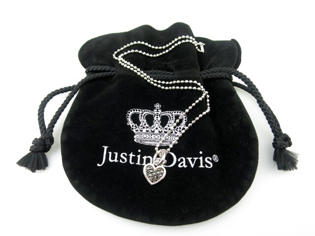 Justin Davis Princess Charming ネックレス SNJ306