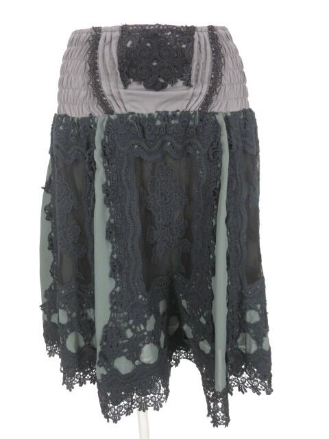 Rozen Kavalier レース切替2wayスカート